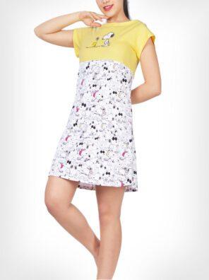 پیراهن اسنوپی زنانه