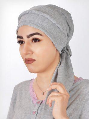 کلاه ملانژ ساده زنانه