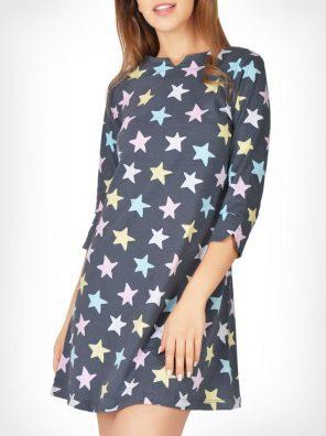 پیراهن ستاره باران زنانه